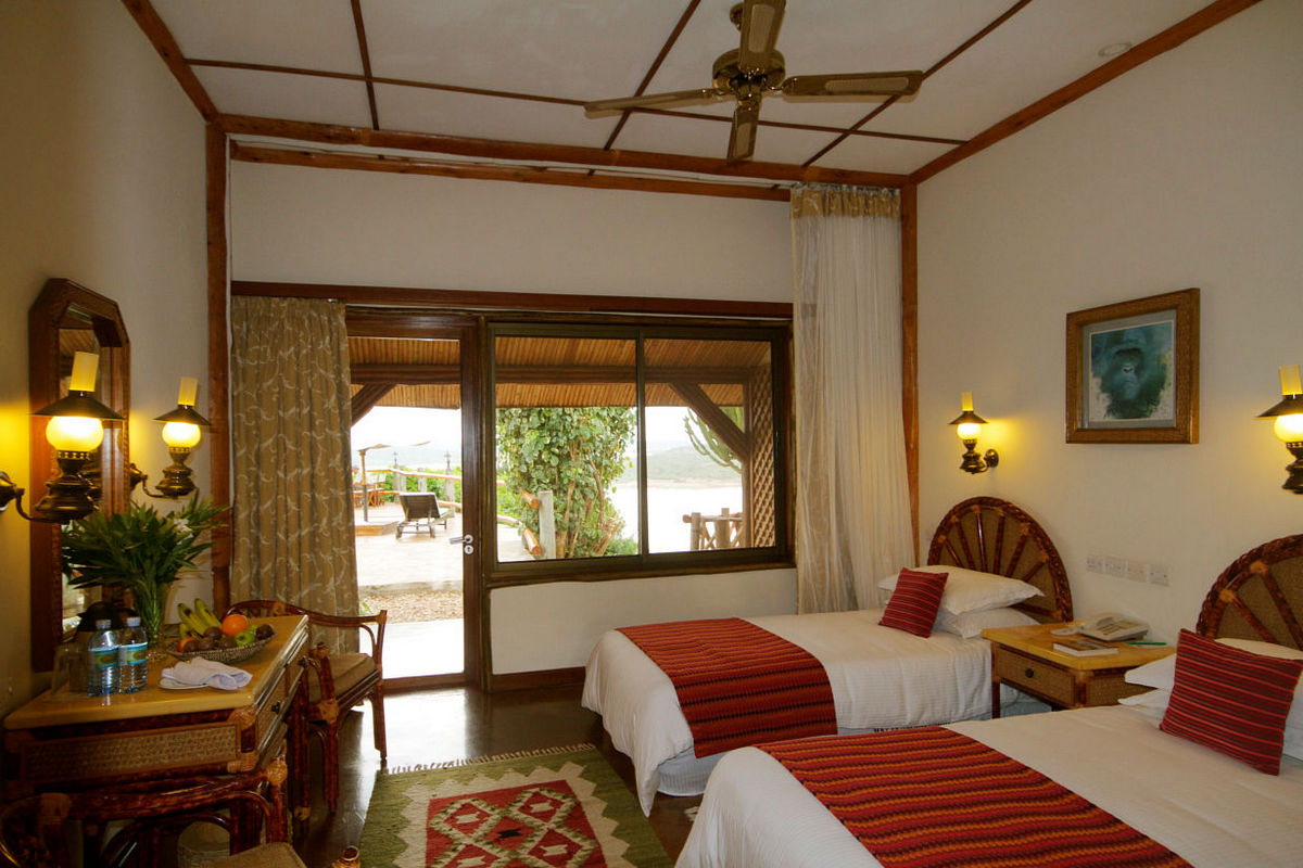Mweya Safari Lodge – Luxury Tent