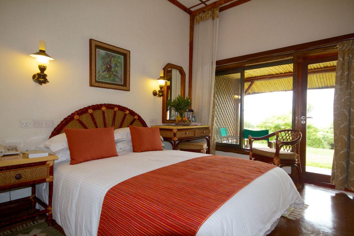 Mweya Safari Lodge – Pokój typu Standard
