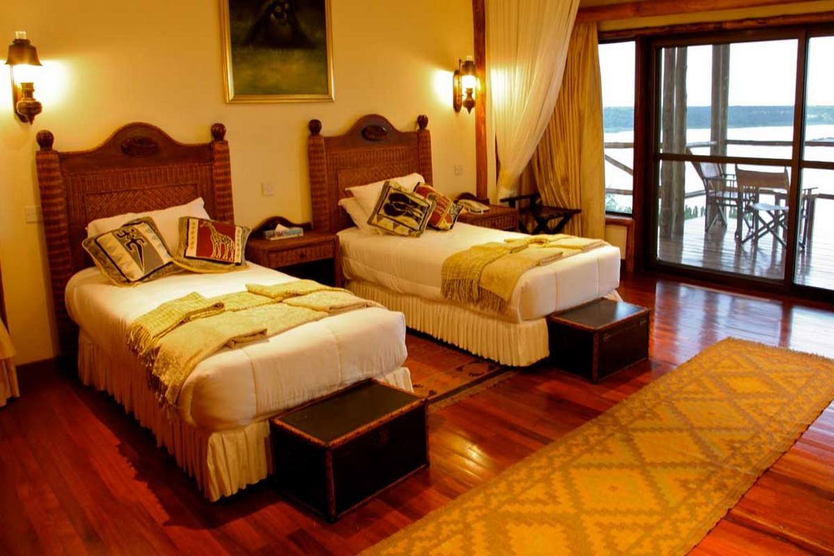 Mweya Safari Lodge – Queen's Cottage