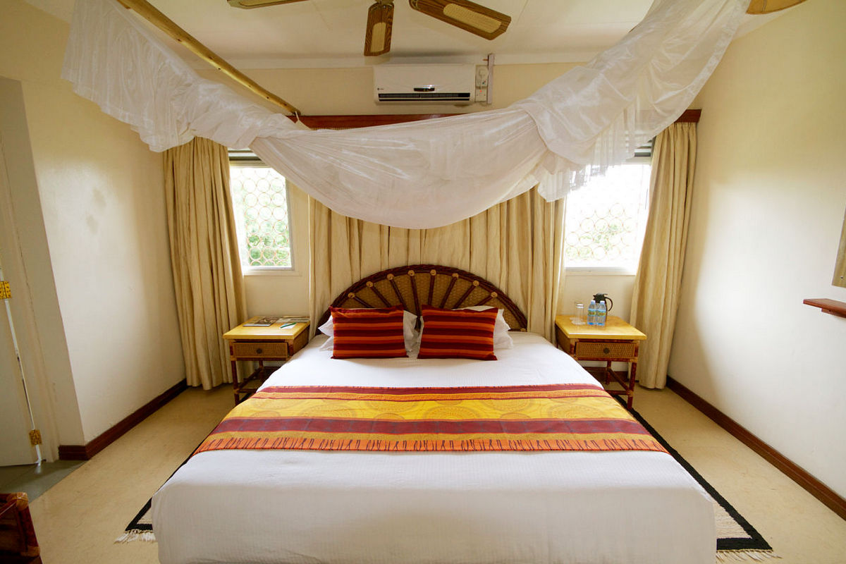 Mweya Safari Lodge – The Rwenzori Cottage