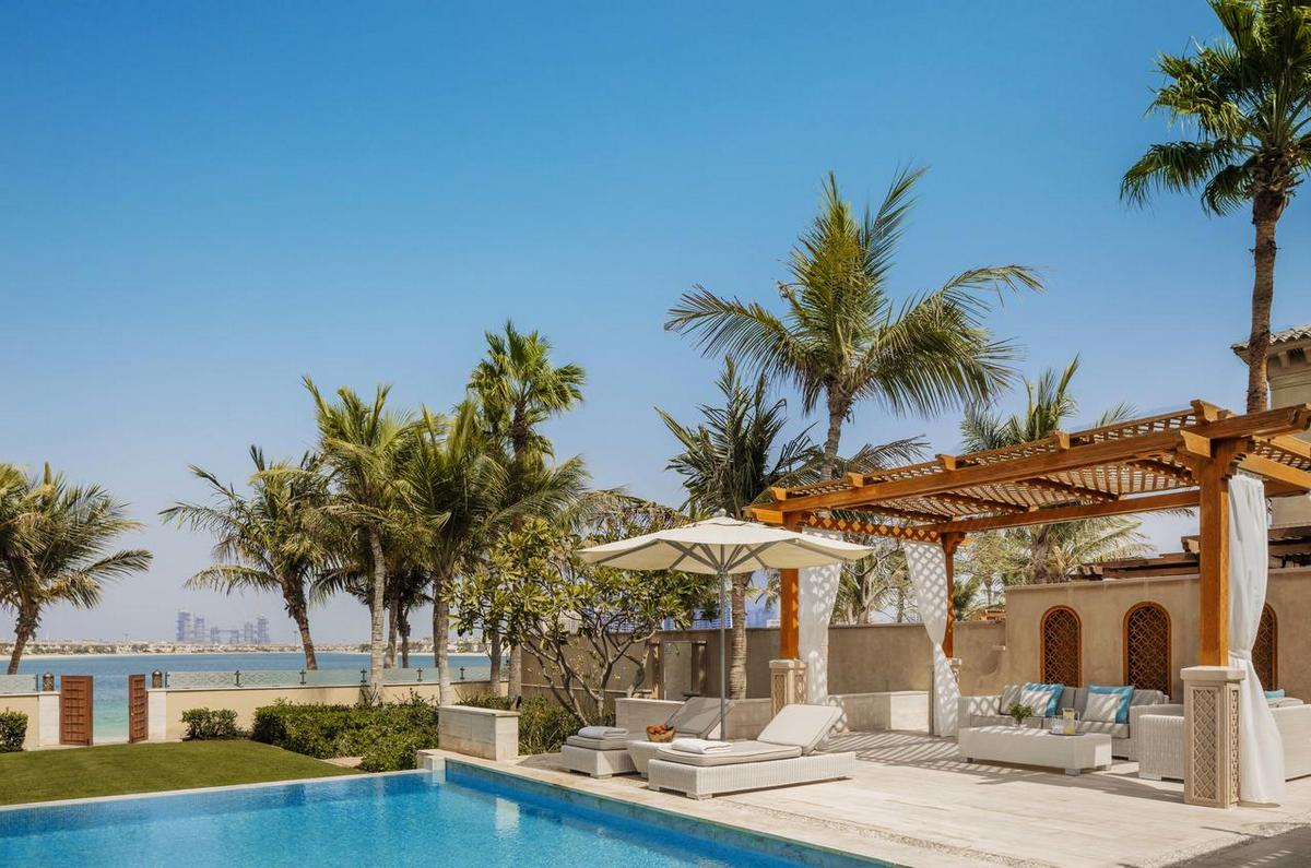 One & Only the Palm – Two Bedroom Villa with Private Pool