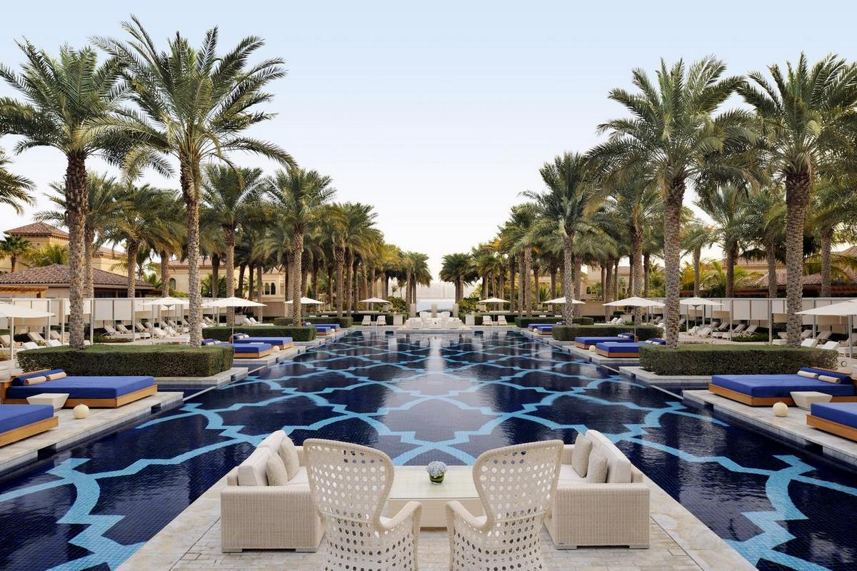 One & Only the Palm – basen