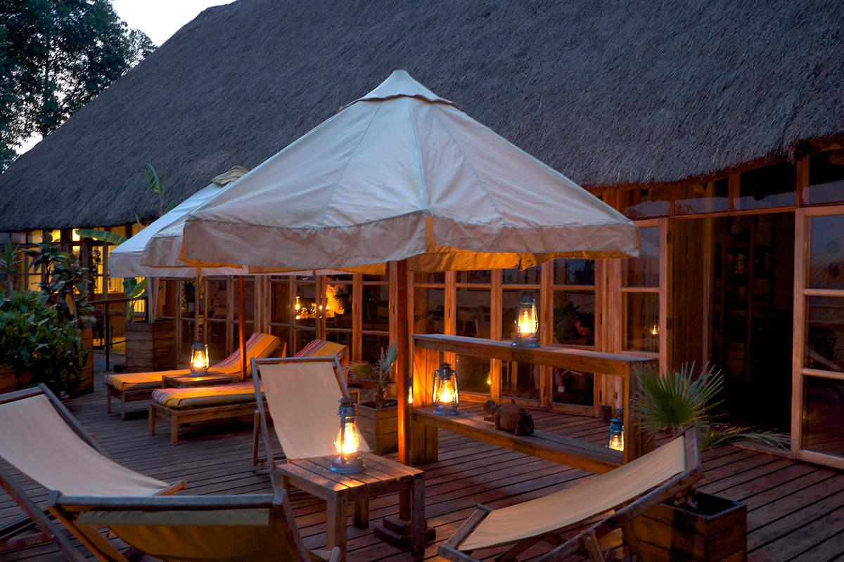 Papaya Lake Lodge – Bar