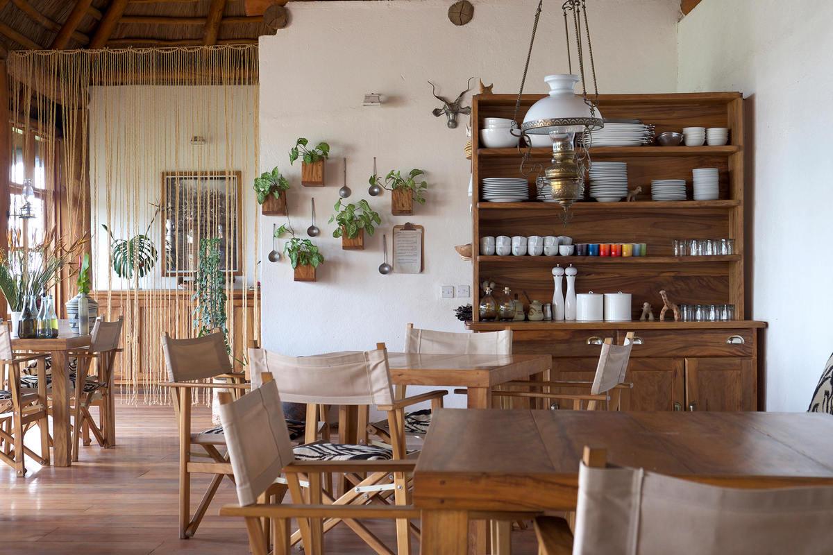Papaya Lake Lodge – Restauracja
