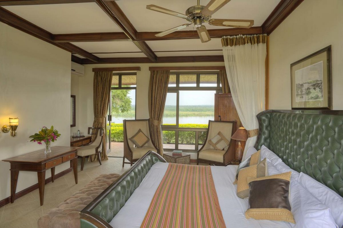 Paraa Safari Lodge – Queen's Cottage