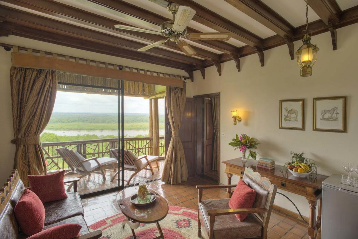 Paraa Safari Lodge – Suite