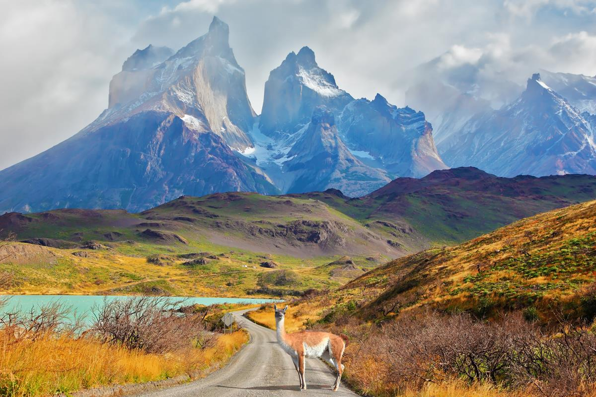 Park Narodowy Torres del Paine