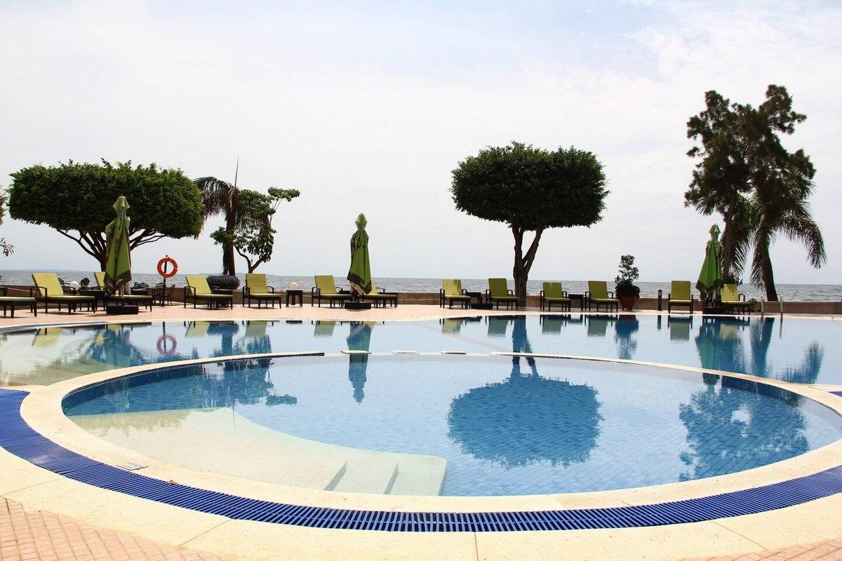 Protea Hotel by Marriott Entebbe – Basen