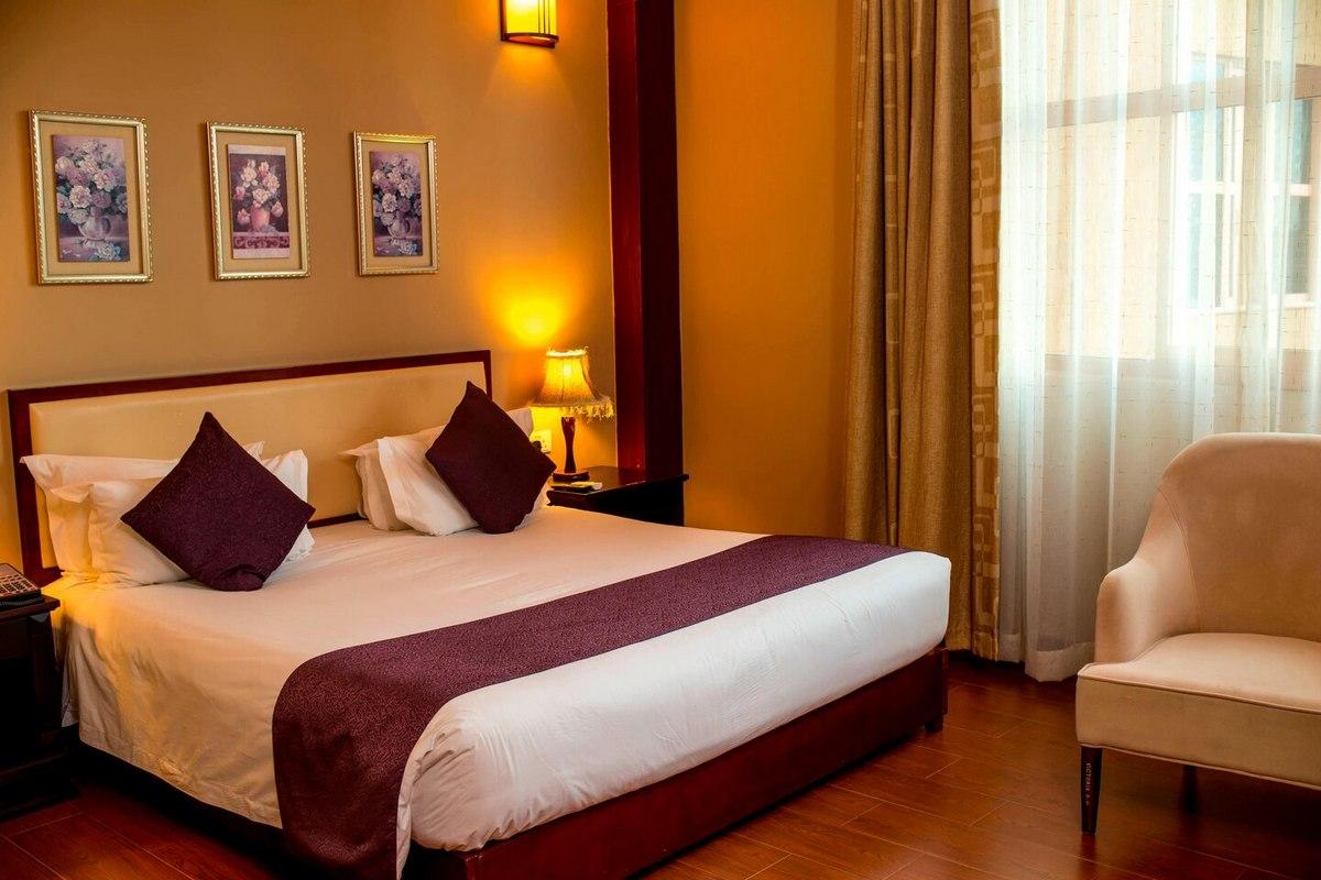 Protea Hotel by Marriott Entebbe – Pokój typu Double