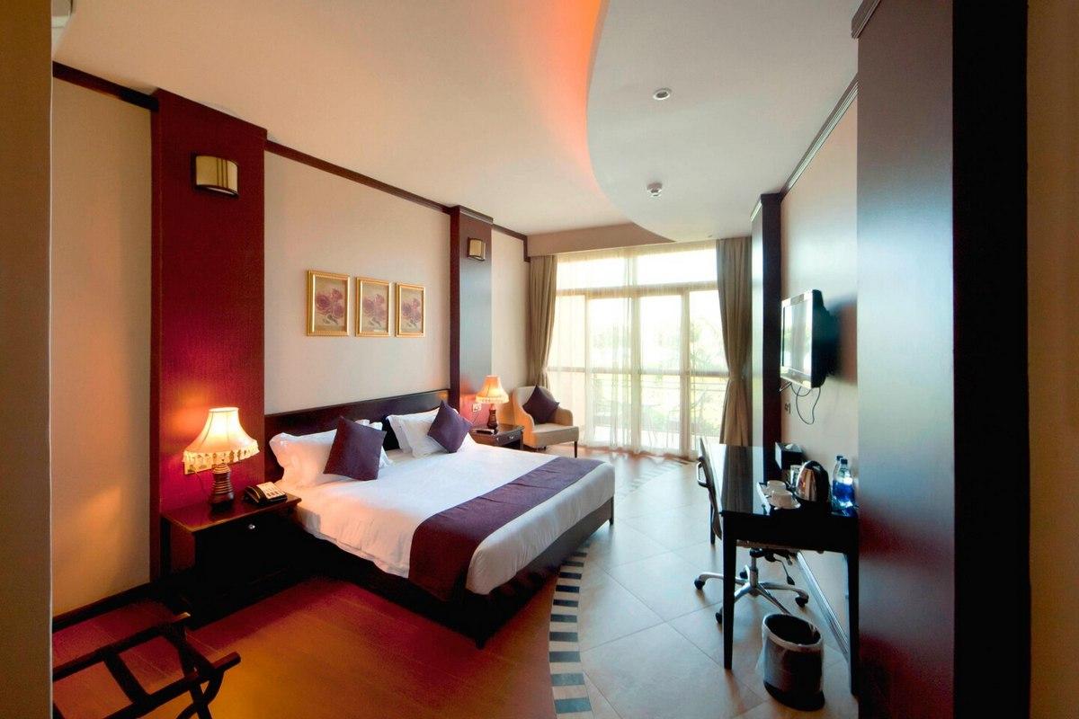 Protea Hotel by Marriott Entebbe – Pokój typu Queen Larger