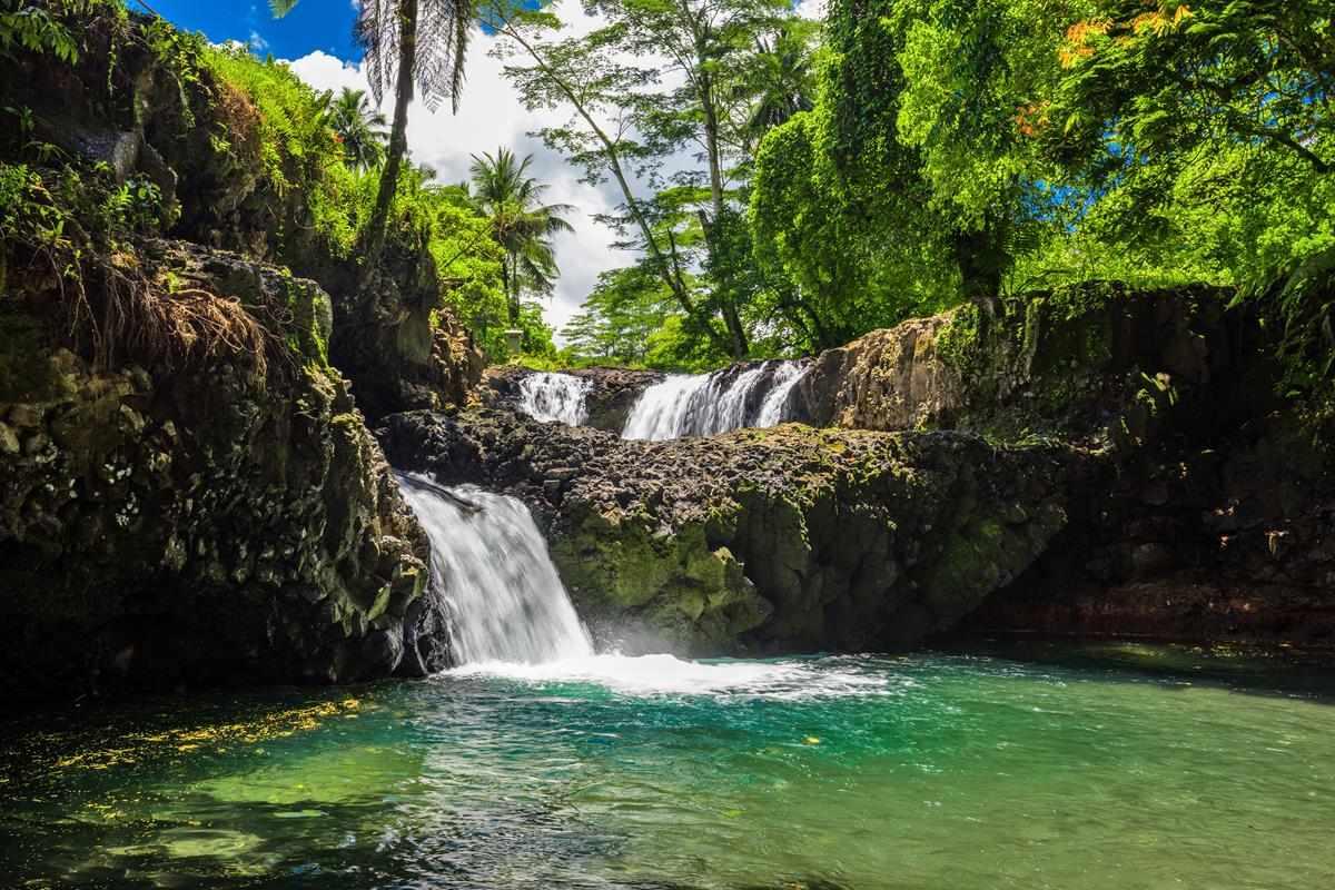 Upolu – Togitogiga Falls