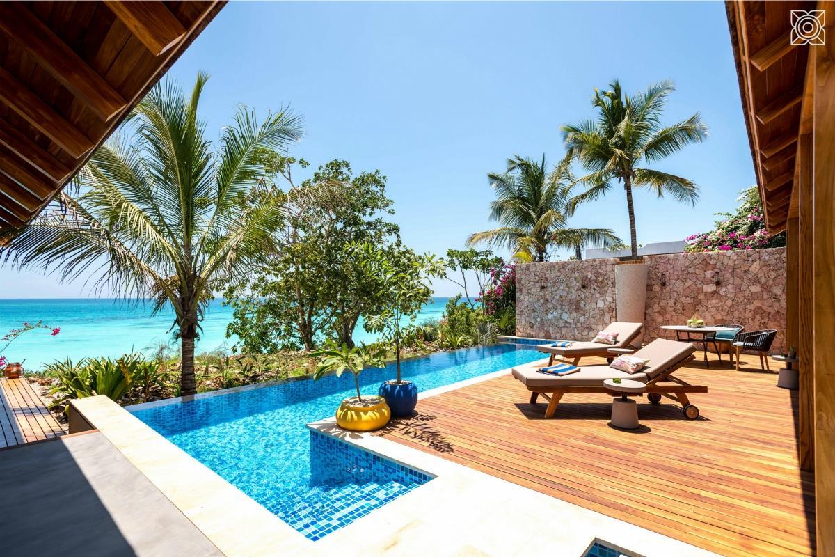 Zuri Zanzibar – 3 Bedroom Ocean Front Luxury Villa