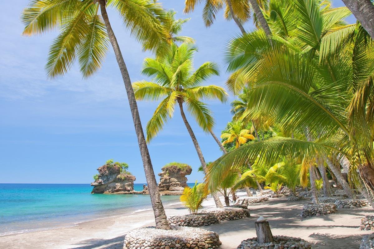 Anse Chastanet – Plaża