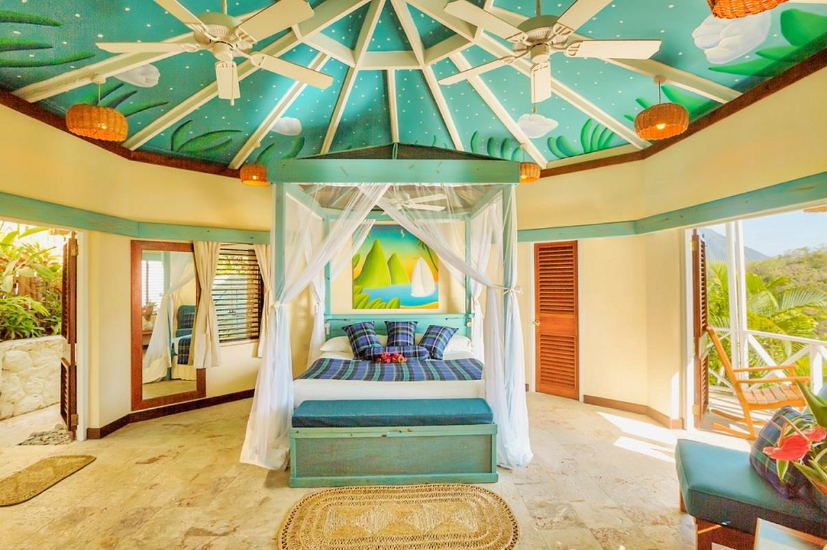 Anse Chastanet – Superior Room