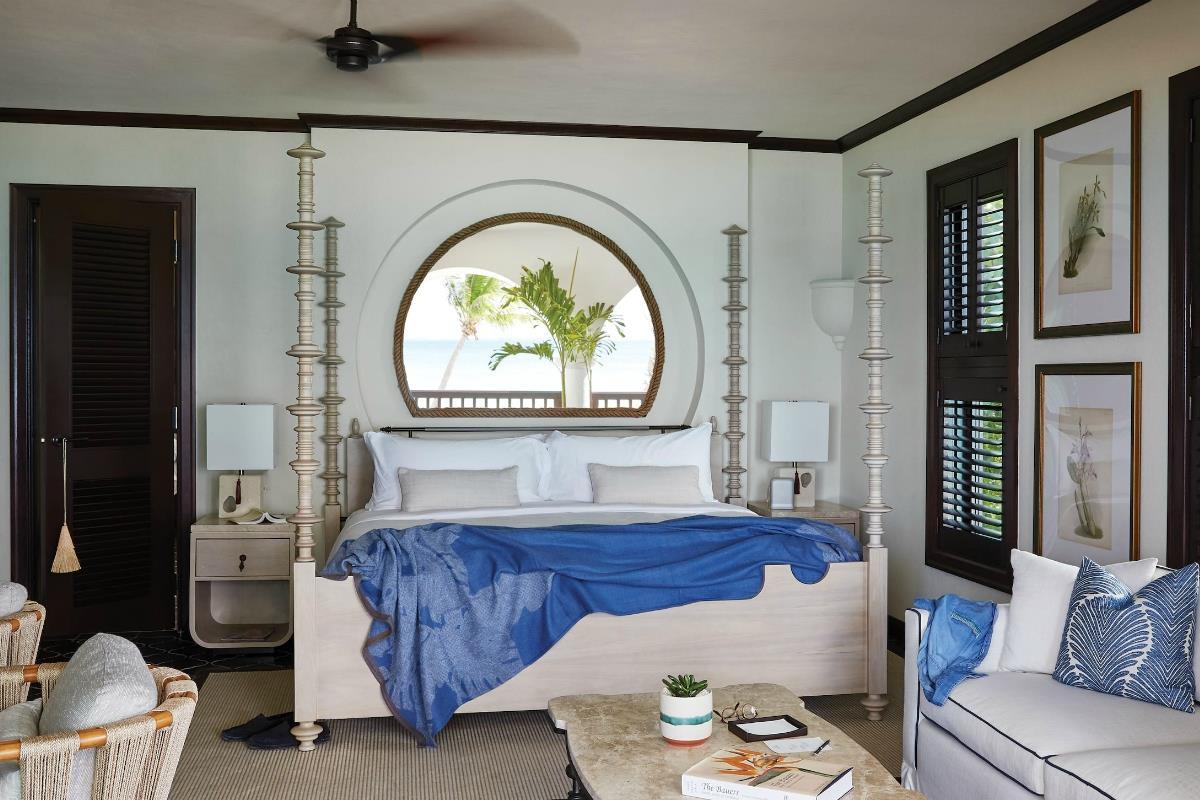 Belmond Cap Juluca – Beachfront Junior Suite