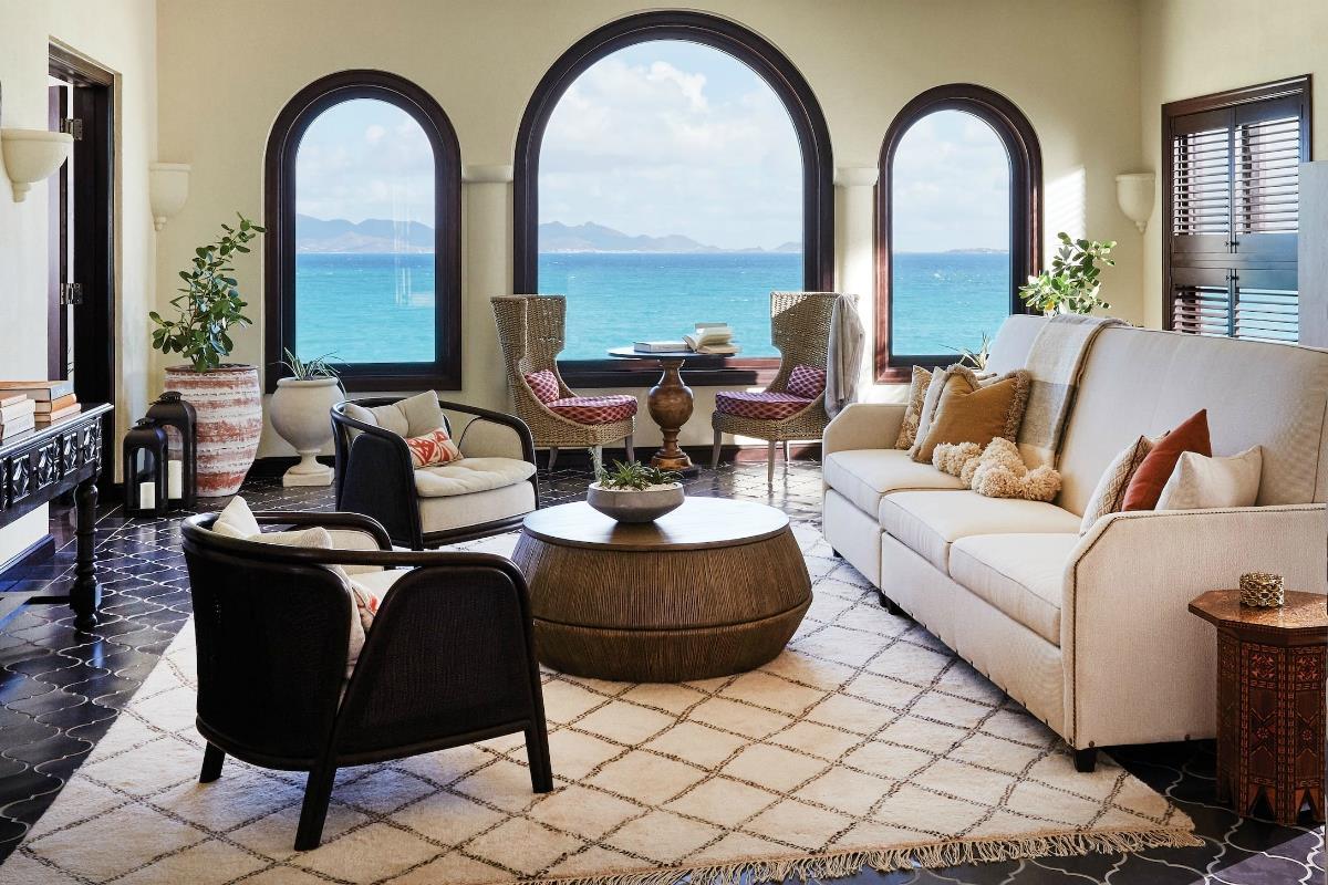 Belmond Cap Juluca – One Bedroom Pool Suite