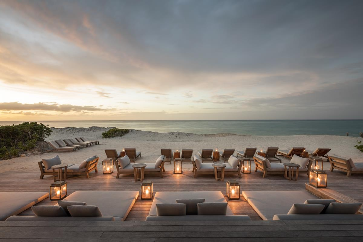 COMO Parrot Cay – Beach Club