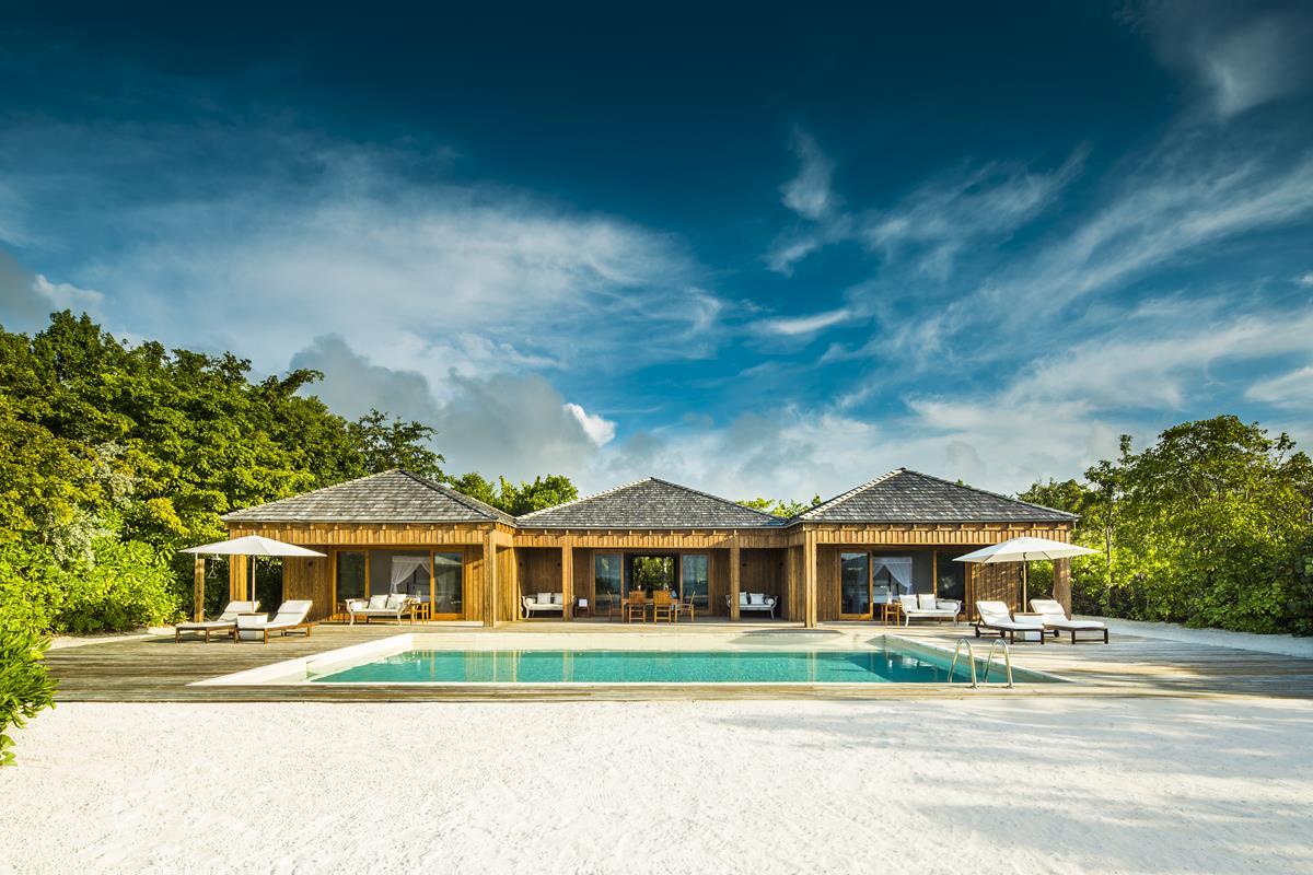 COMO Parrot Cay – Como Villa