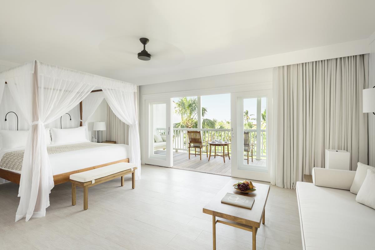 COMO Parrot Cay – Garden View Room