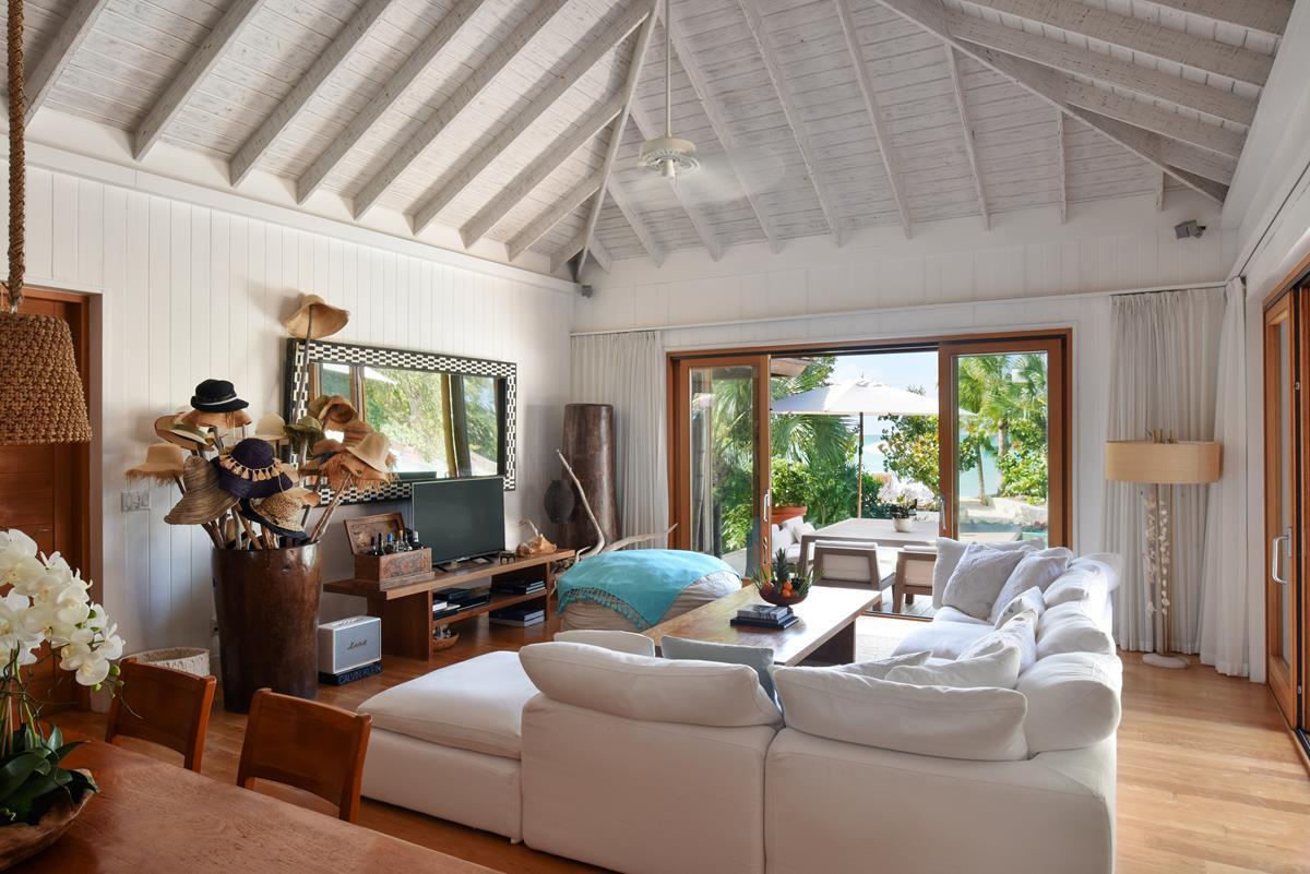 COMO Parrot Cay – Lucky House