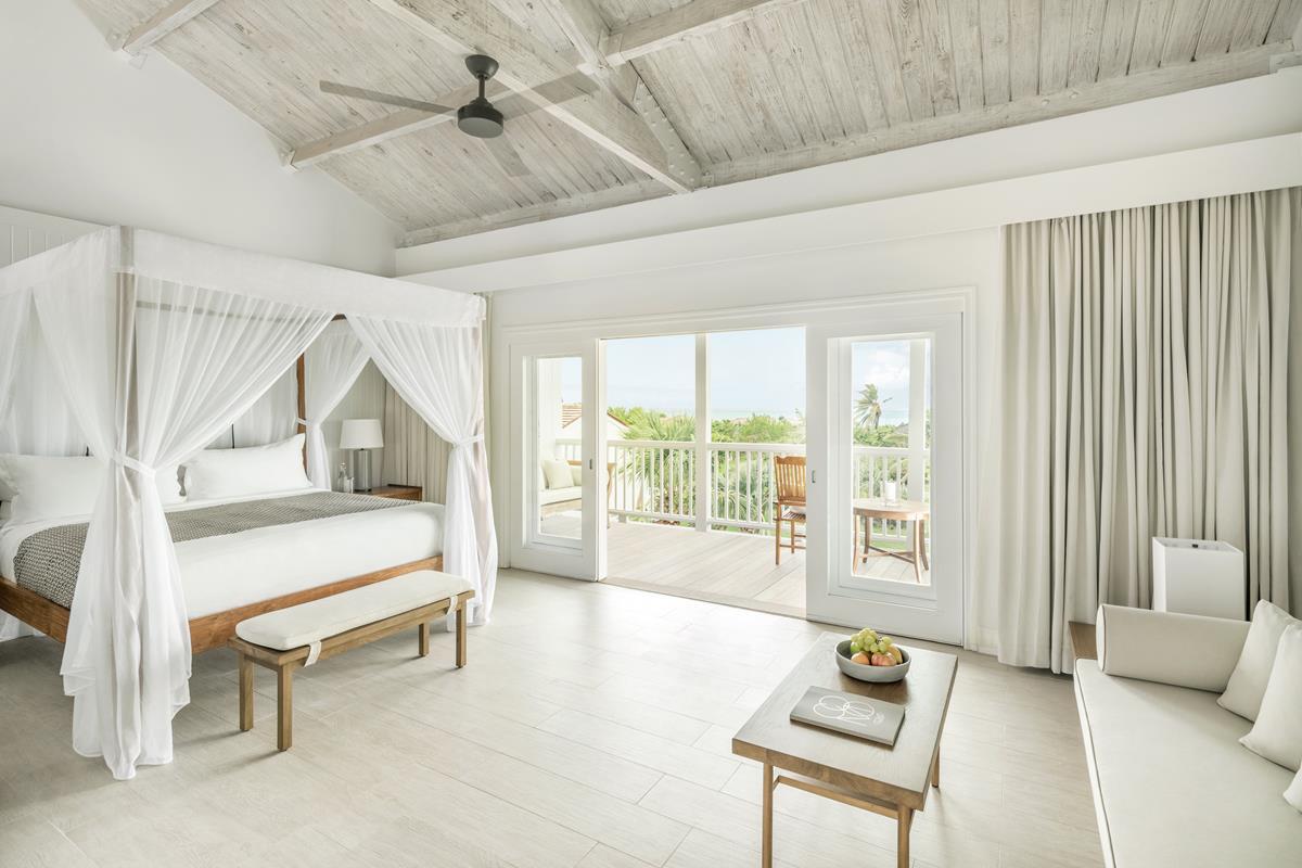 COMO Parrot Cay – Ocean Facing Room