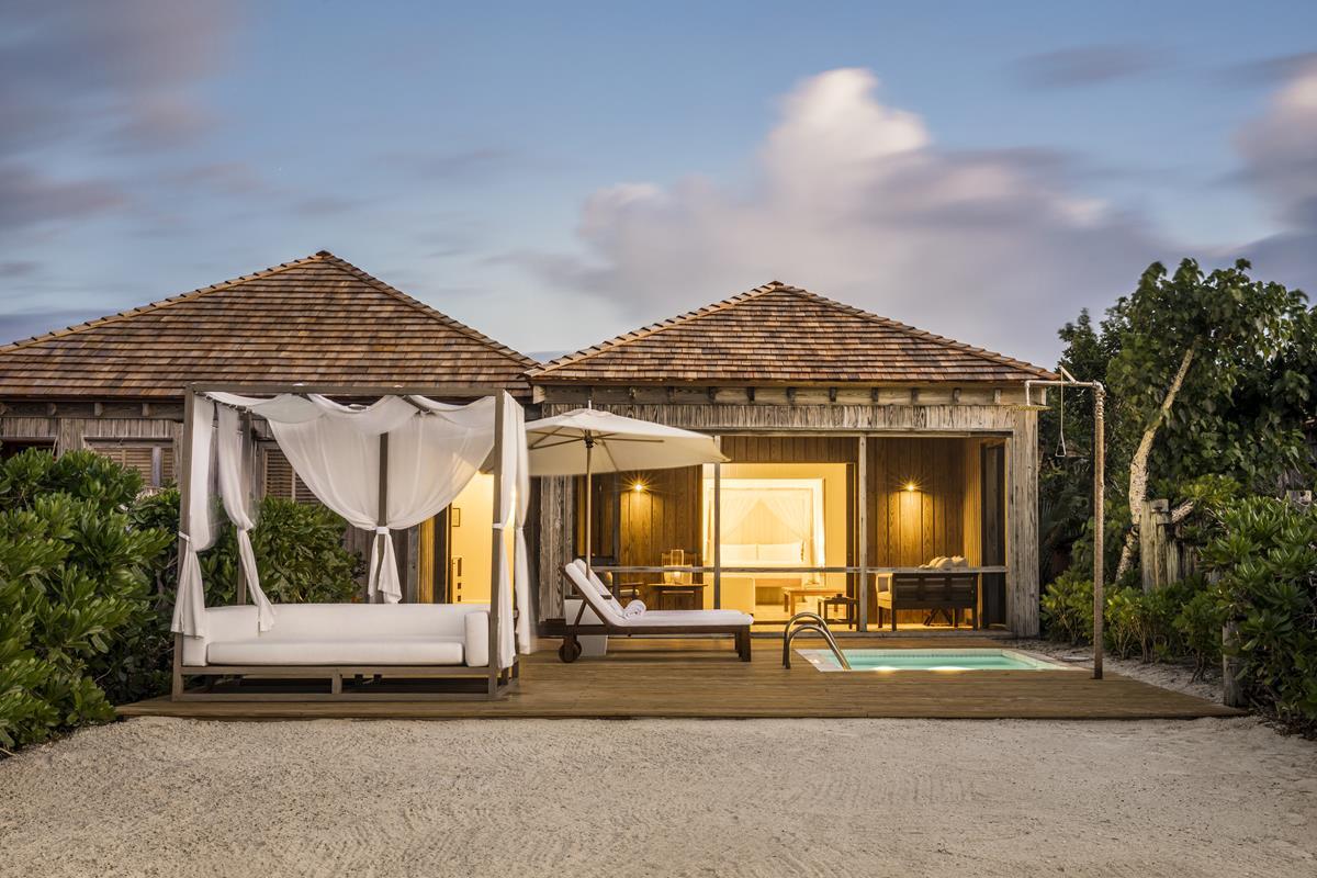 COMO Parrot Cay – One Bedroom Beach House
