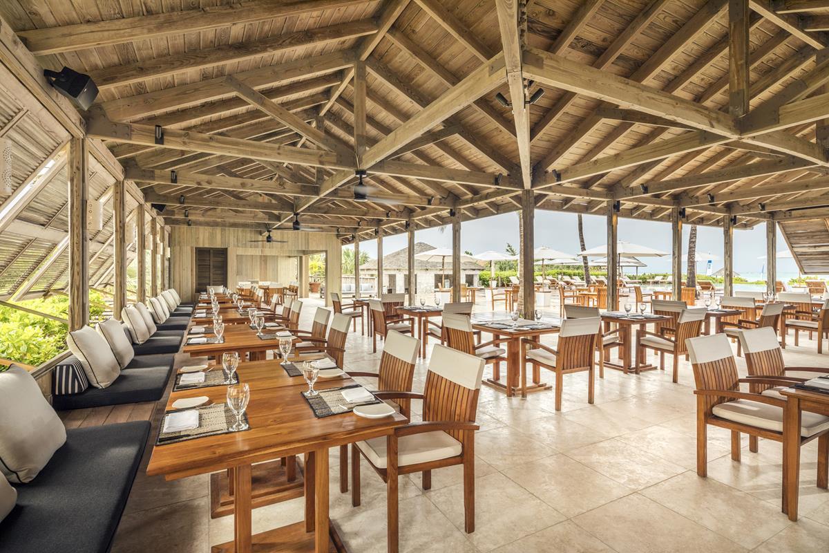 COMO Parrot Cay – Restauracja Lotus