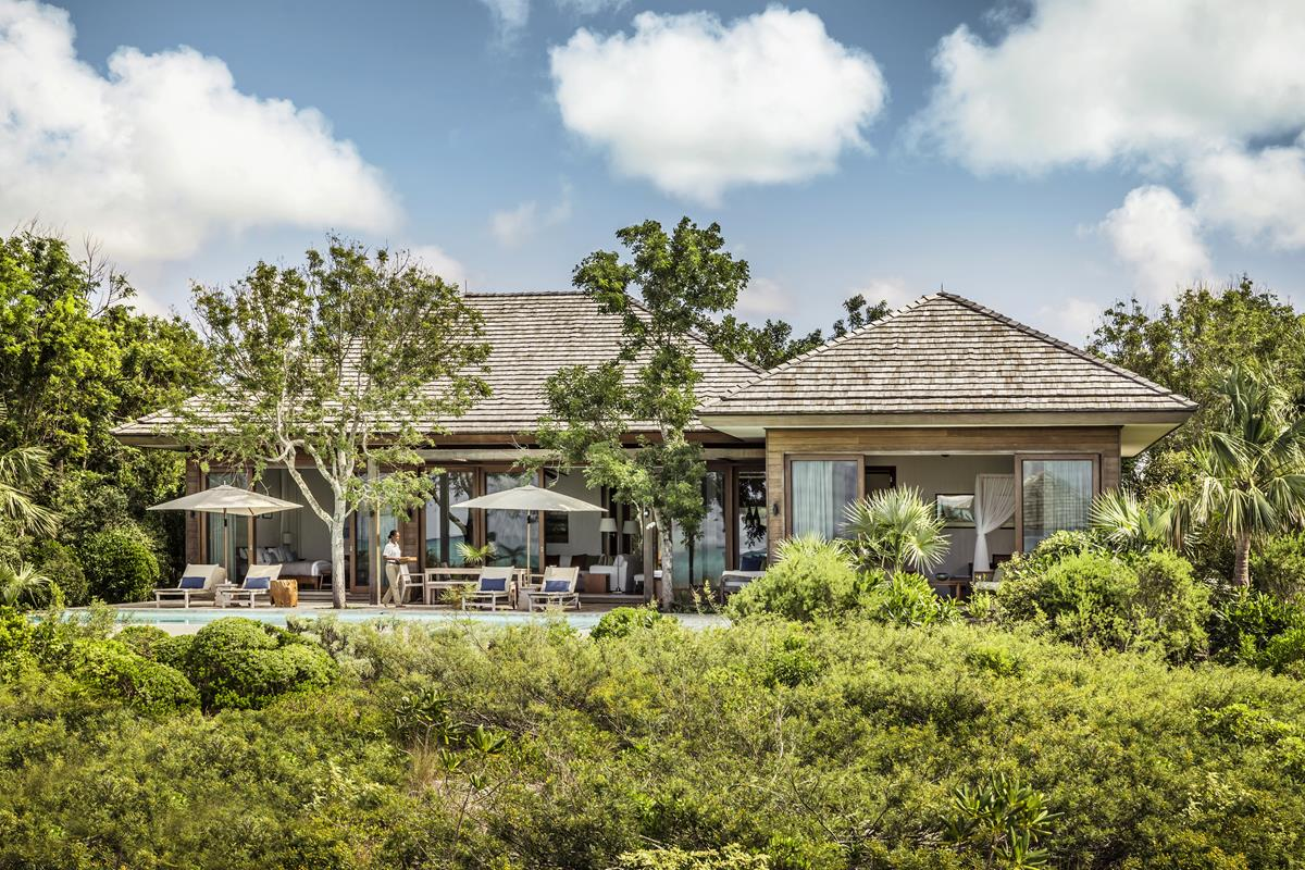 COMO Parrot Cay – Tamarind Villa