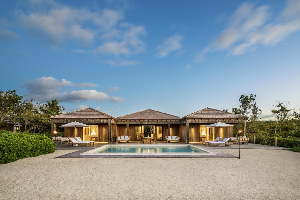 COMO Parrot Cay – Two Bedroom Beach Villa