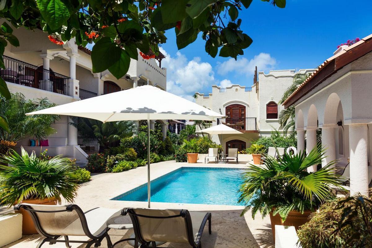 Cap Maison Resort & Spa – Basen