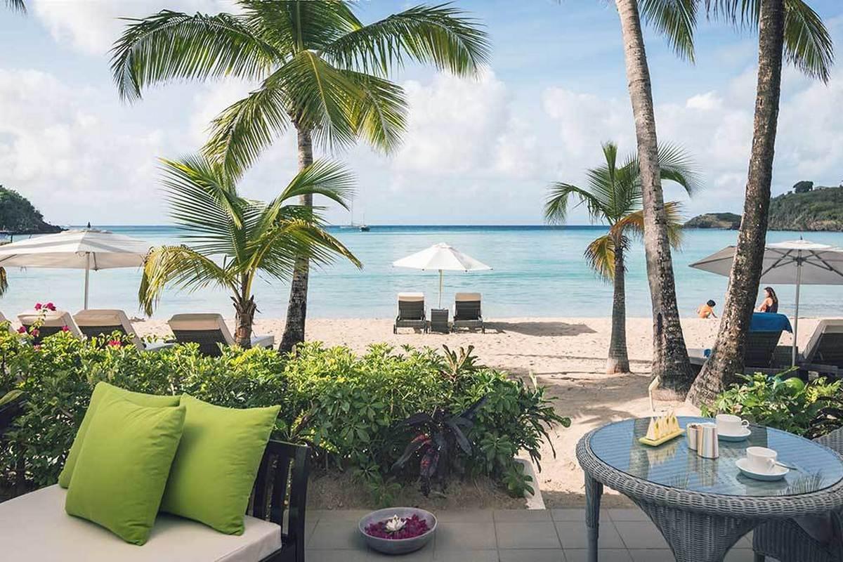 Carlisle Bay – Beach Terrace Suite