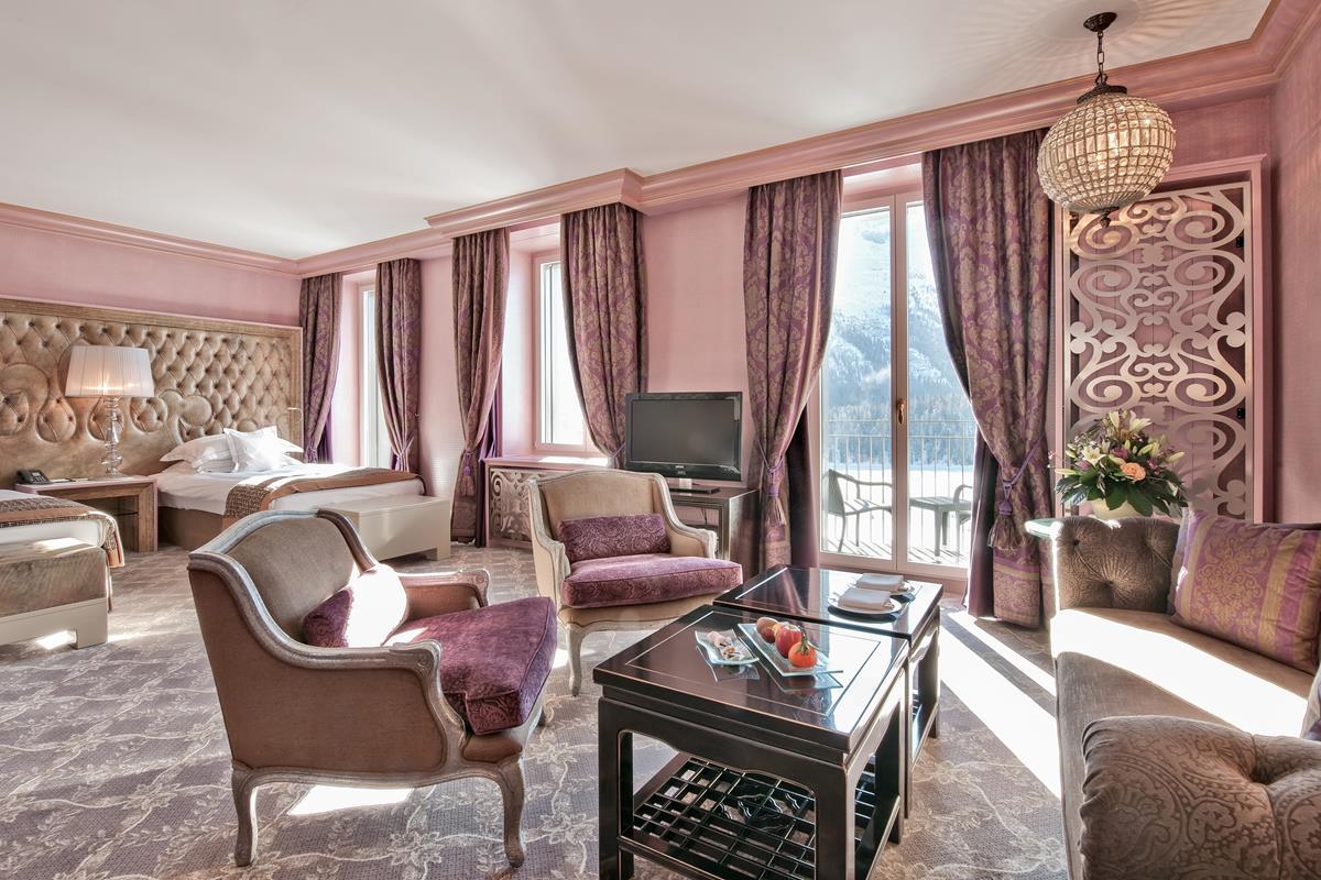 Carlton Hotel St. Moritz – Junior Suite