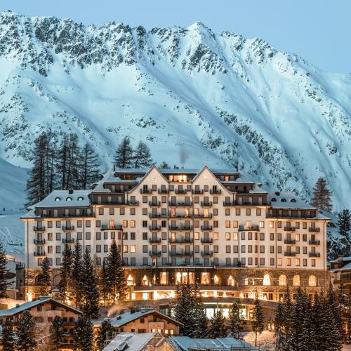 Carlton Hotel St. Moritz – miniaturka