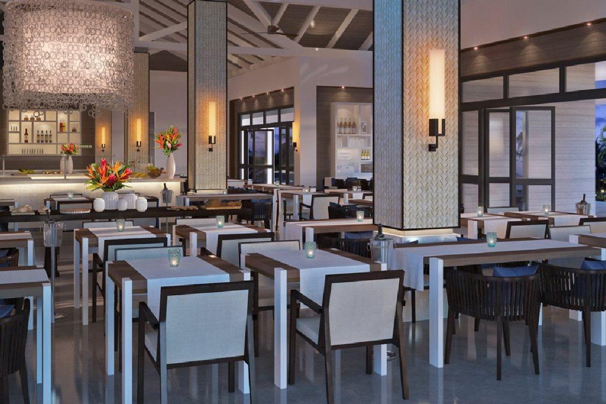 Cayo Guillermo Resort Kempinski – Restauracja