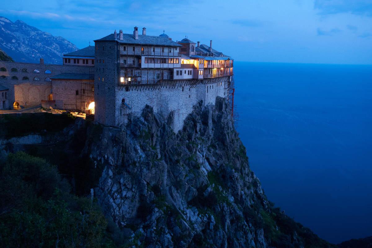 Chalkidiki – Góra Athos