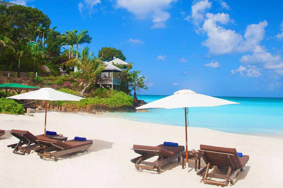 Cocos Hotel Antigua – Plaża