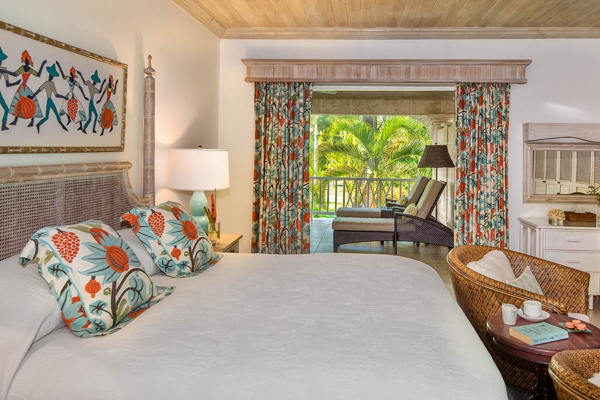 Coral Reef Club – Garden Room Cottage