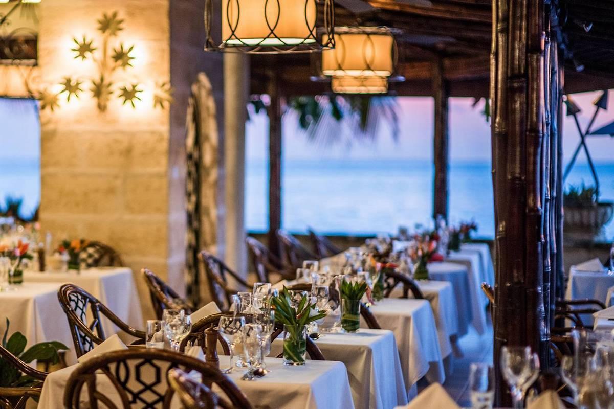 Coral Reef Club – Restauracja