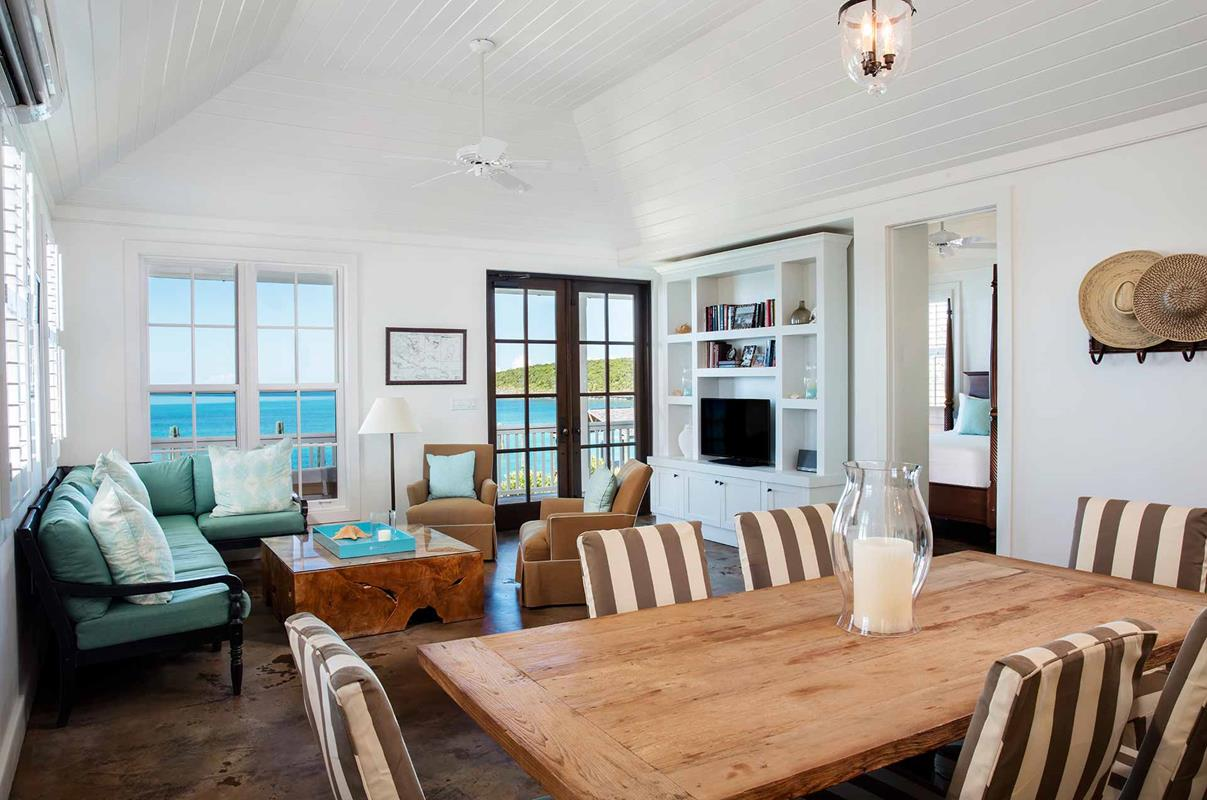 French Leave Resort – Oceanfront 2 Bedroom Villa