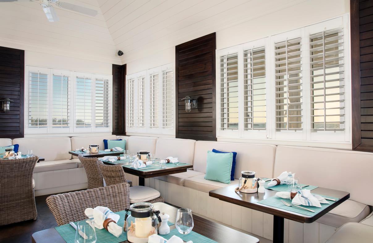 French Leave Resort – Restauracja