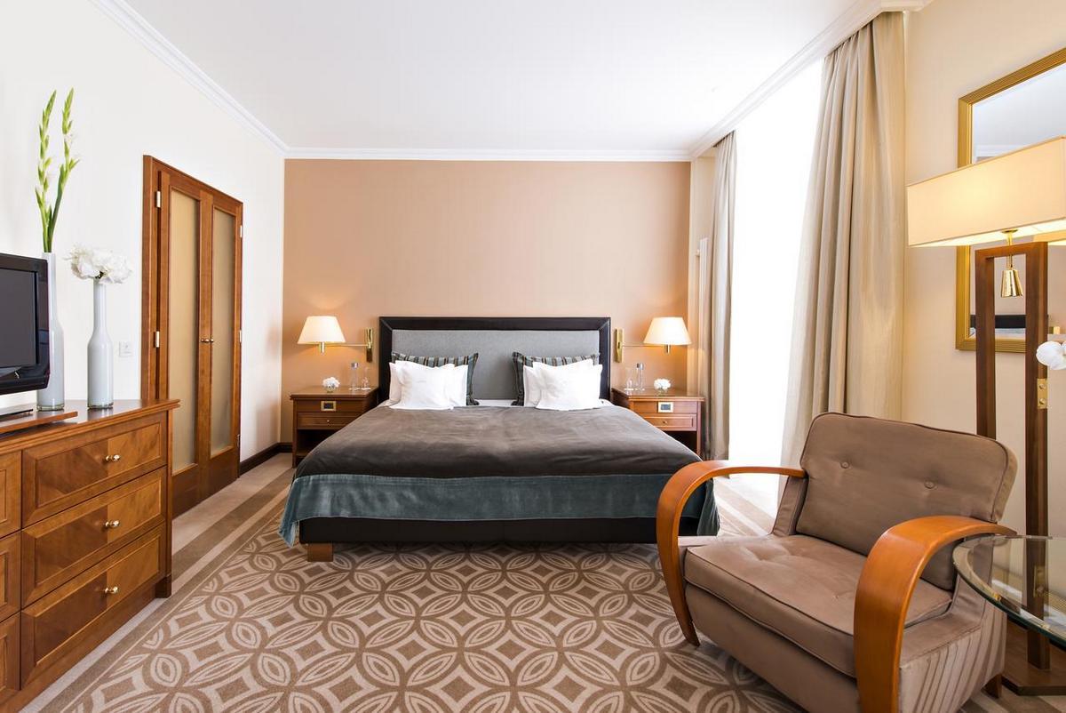 Grand Hotel des Bains Kempinski – Pokój typu Resort