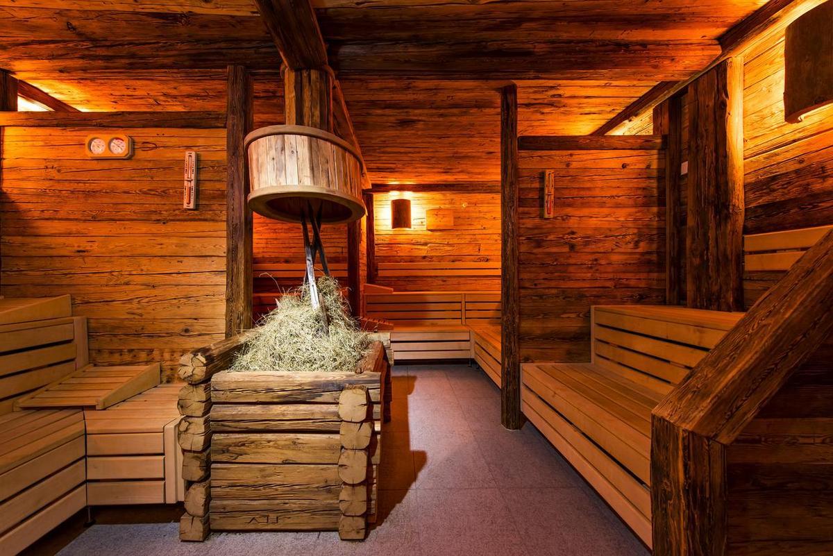 Grand Hotel des Bains Kempinski – Spa