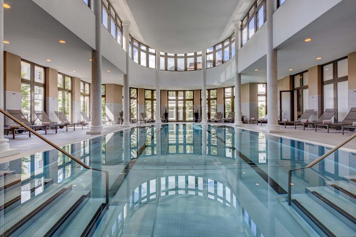 Grand Hotel des Bains Kempinski – Strefa Wellness