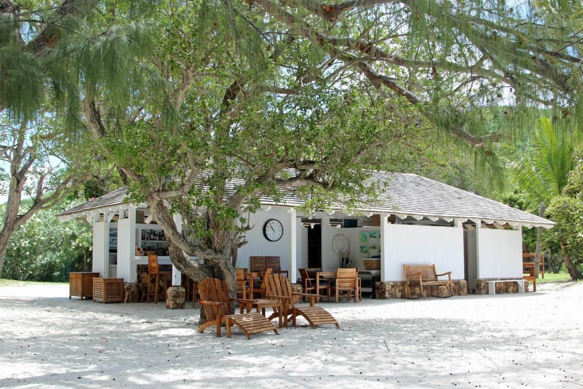 Guana Island – Bar