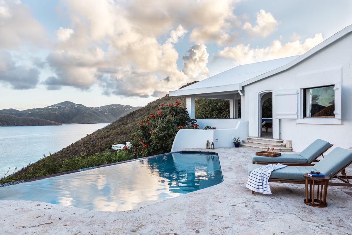 Guana Island – Harbour House Villa