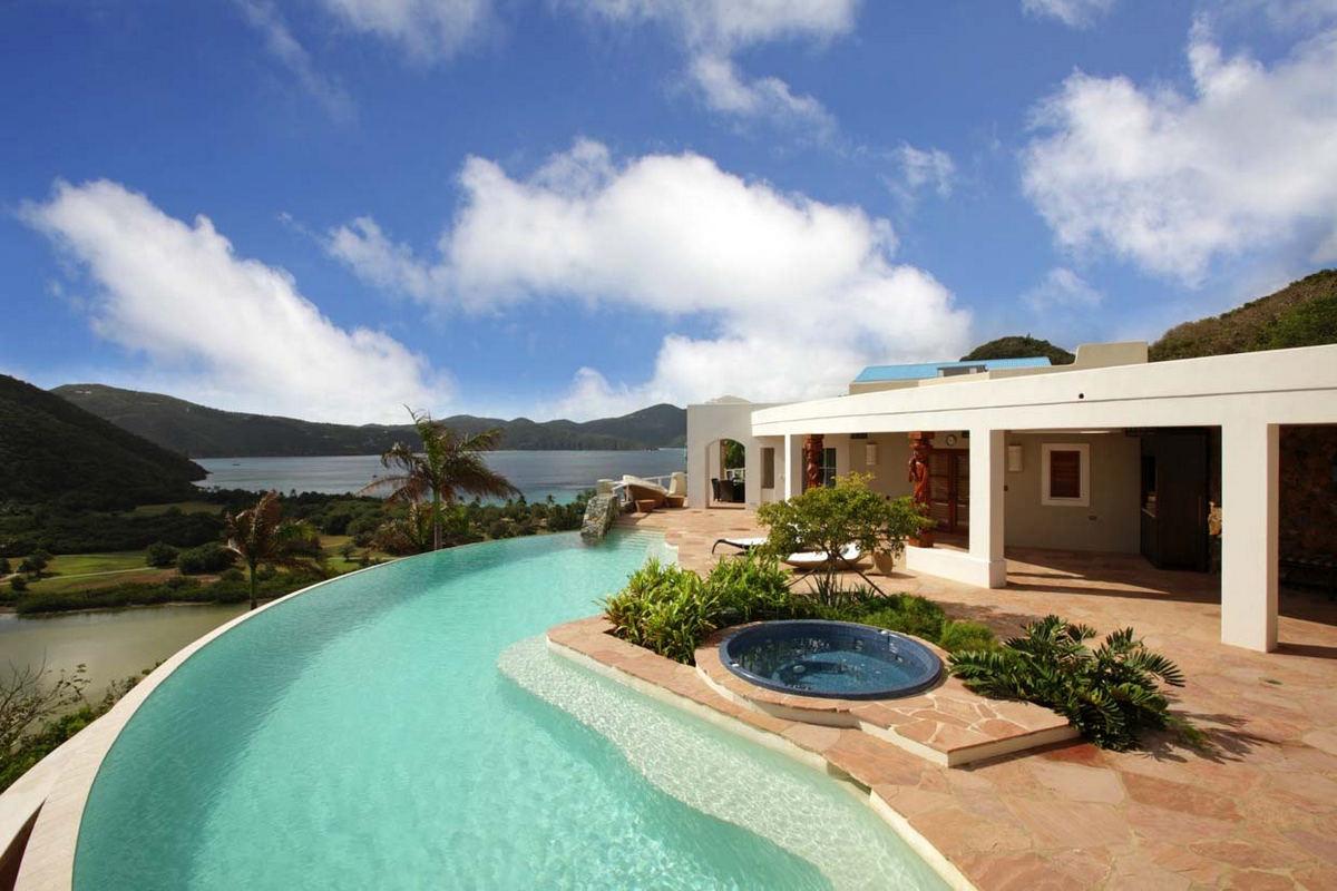 Guana Island – Jost House