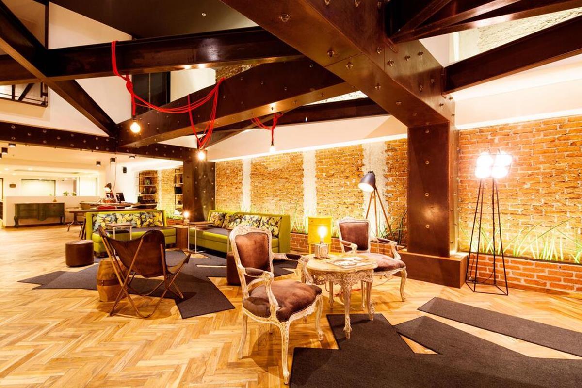 Hotel Presidente – Lobby