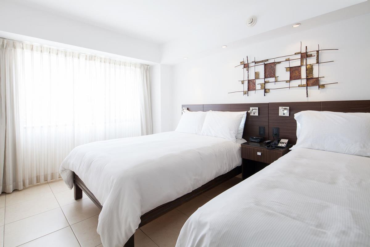 Hotel Presidente – Pokój typu Standard