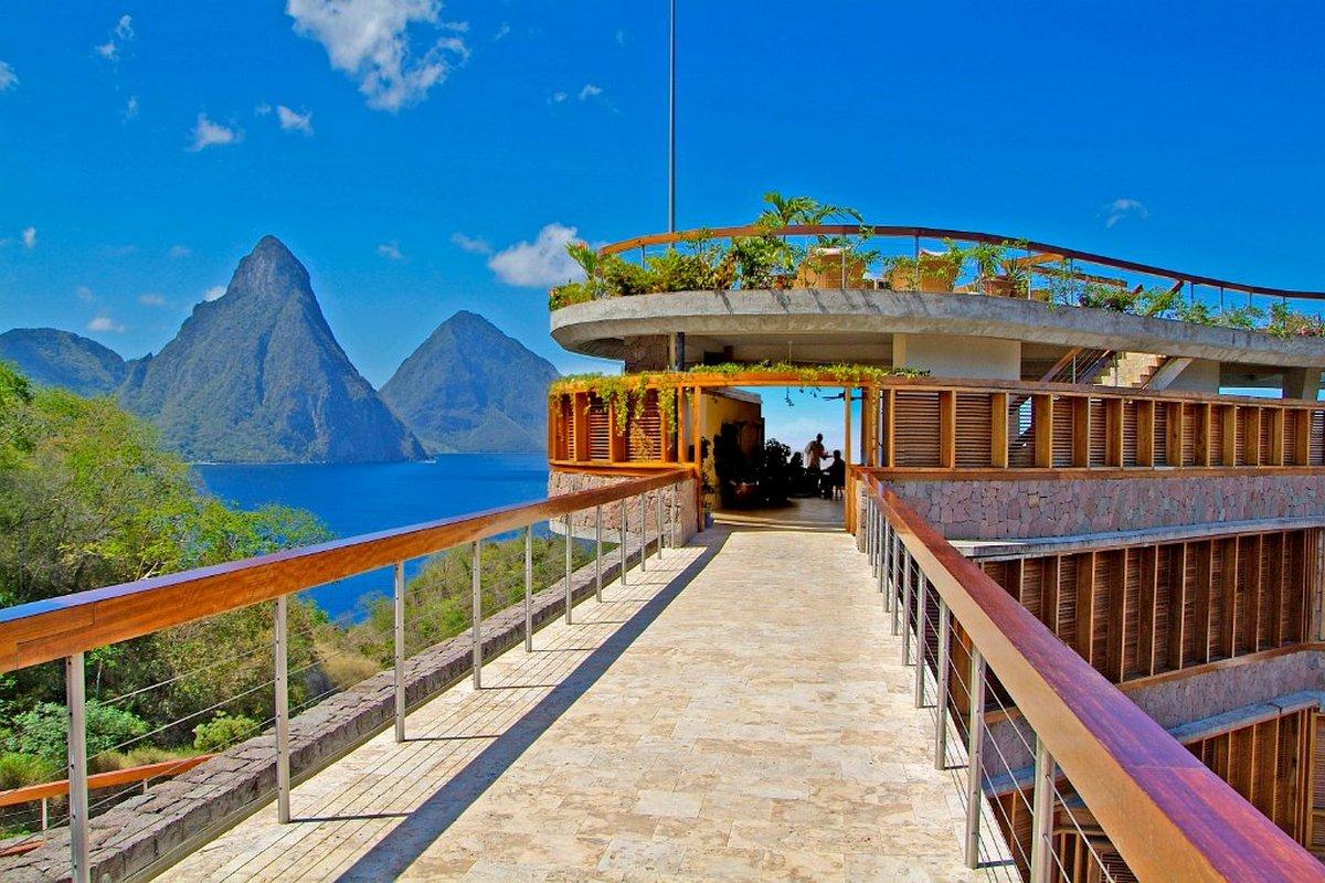 Jade Mountain – Restauracja