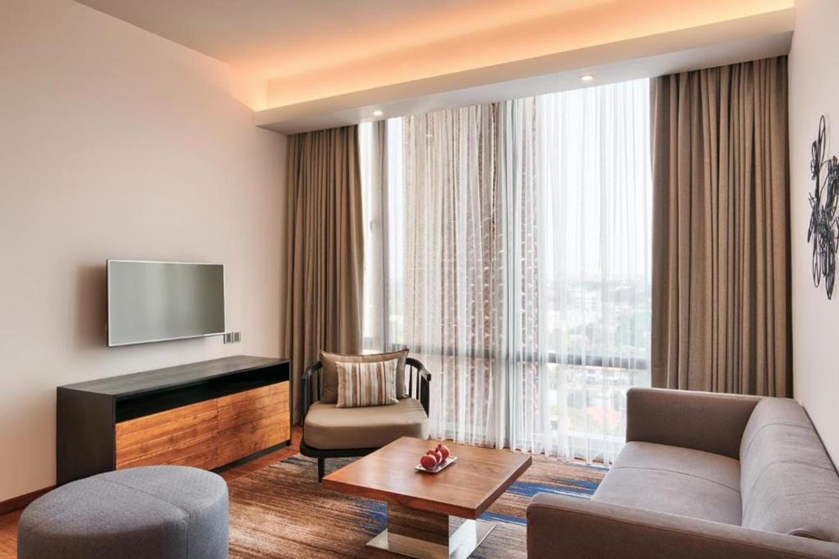 Jetwing Colombo Seven – Apartament z dwiema sypialniami